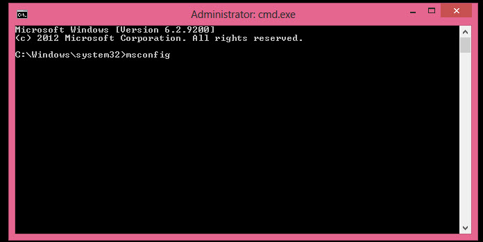restart from command prompt windows 8