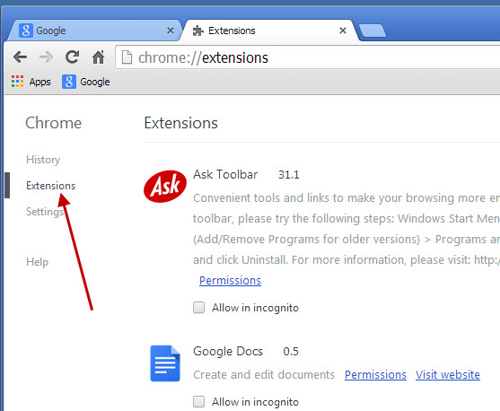 Search Mysearch.com Virus Removal (Chrome/FF/IE) April ...